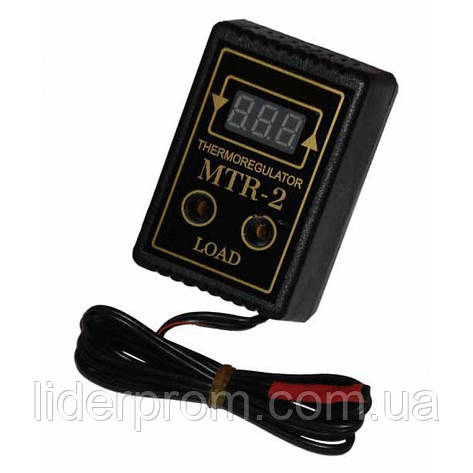 Терморегулятор для инкубатора МТР 2 цифровой, фото 2