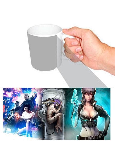 Чашка Призрак в доспехах