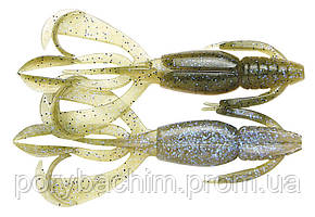 "Силикон Keitech Crazy Flapper 4.4"" (6 шт/упак) ц:464 electric green craw"