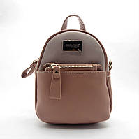 Миниатюрный городской женский рюкзак из экокожи GGE-100745, фото 1