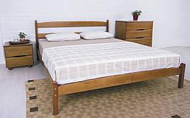 ✅ Деревянная кровать Лика без изножья Олимп