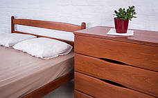 ✅ Деревянная кровать Лика без изножья 80х190 см ТМ Аурель (Олимп), фото 2