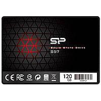 "Накопитель SSD Silicon Power Slim S57 120GB 2.5"" SATAIII TLC (SP120GBSS3S57A25)"