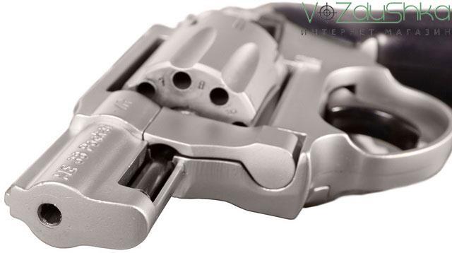 Нарезной ствол револьвера ME 38 Pocket 4R nickel