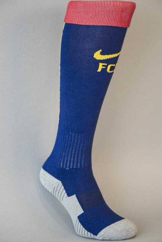 Футбольные гетры FC BARCELONA (реплика) синие