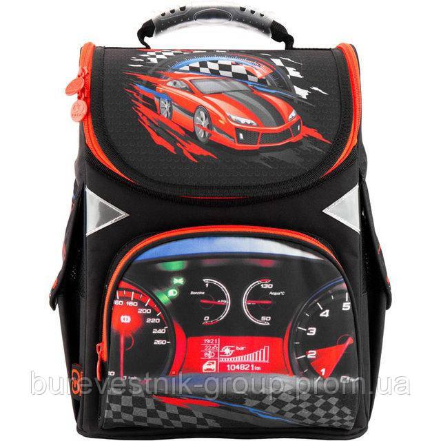 Рюкзак ( ранец ) школьный ортопедический каркасный Kite GoPack ( GO18-5001S-17 )