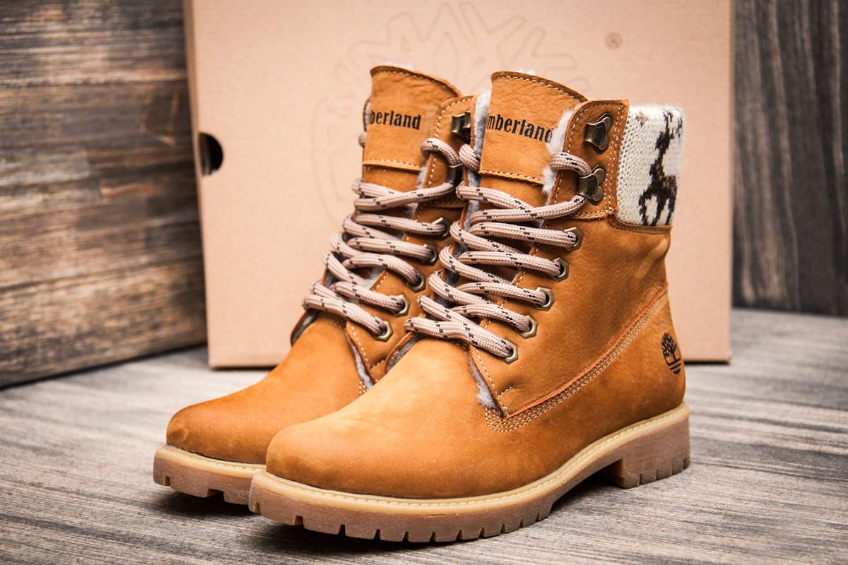 Ботинки женские зимние Timberland, 3938-1