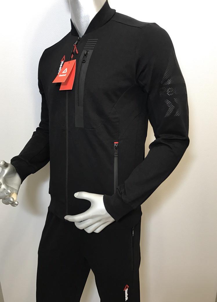 костюм спортивный reebok из трикотажа