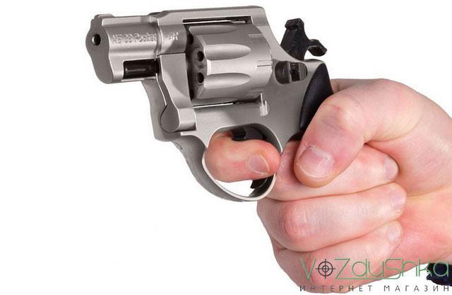 me-38 pocket 4r при стрельбе
