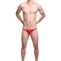 Bikini для мужчин UzHot Red #647