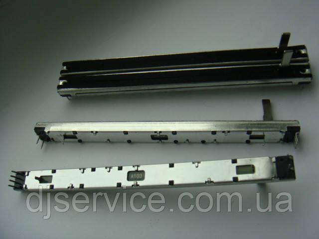 Фейдер APAI длиной 128мм, A10K для MIDAS Venice f16, f24, f32, u16, u24, u32