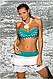 Пляжная юбка с оборками Marko M 334 MILA. Много расцветок, фото 2