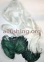 Сетка рыболовная китайка 3м*80м, 55мм, груз вшит