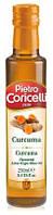 Оливковое масло Pietro Coricelli Curcuma Extra Virgin с куркумой, 250 мл