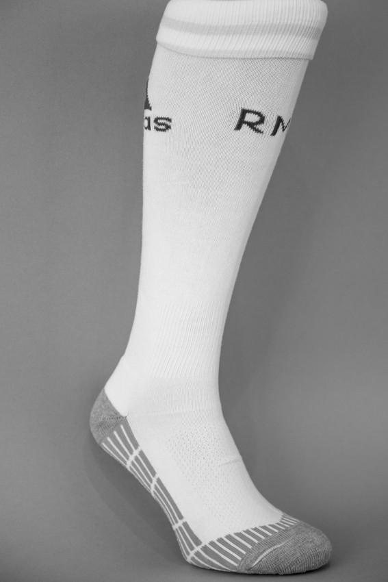Футбольні гетри REAL MADRID FC (репліка) білі