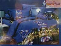 Постельное белье Comfort home textile lux 3D  двухспальное
