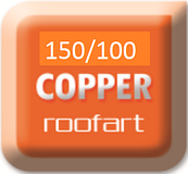 Scandic Copper Roofart 150/100
