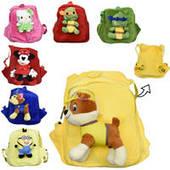Рюкзак детский 0165 / 466-165 (8 видов)