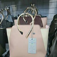 Брендовая женская сумка экокожа