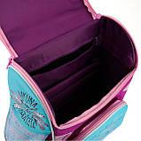 Рюкзак ( ранец ) школьный ортопедический каркасный Kite GoPack ( GO18-5001S-2 ), фото 5