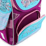 Рюкзак ( ранец ) школьный ортопедический каркасный Kite GoPack ( GO18-5001S-2 ), фото 6