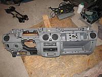 Б/у передняя панель renault kangoo nissan kubistar рено кенго ниссан кубистар торпедо под airbag 03-08г.