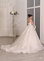 Свадебное платье модель № 1581