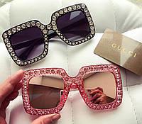 Супер солнцезащитные очки с поляризацией розовые, фото 1
