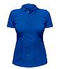Женская футболка-поло Тучка поливает росточек, фото 2