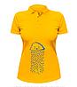 Женская футболка-поло Тучка поливает росточек, фото 4