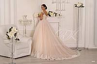 Свадебное платье модель № 1590