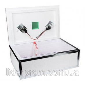 Инкубатор Наседка ИБМ-100 ручной переворот на 100 яиц, аналоговый, фото 2