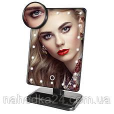 Зеркало с подсветкой Magic Makeup Mirror 22 led, фото 2