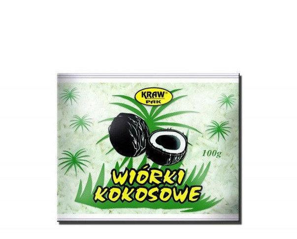 Kraw Pak кокосова стружка 100 гр.