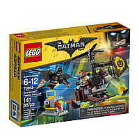 Лего Оригинал Схватка Бэтмена с Пугалом   Lego Batman Move Scarecrow Fearful Face-Off 70913