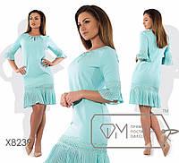 34595fb207e Платье батал от ТМ Фабрика моды прямой поставщик Одесса официальный сайт  Украина р. 48-