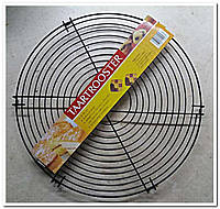 Решетка кондитерская для глазирования круглая, фото 1