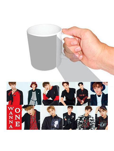 Чашка Wanna One