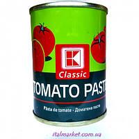 Томатная паста Tomato Paste 140г classic