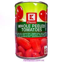 Томаты очищенные Whole Peeled Tomatoes 400 г