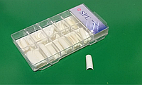 Искусственные ногти, белые (100шт.)