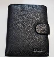 Мужское кожаное портмоне Balisa 001-69 черный Портмоне мужское из натуральной кожи недорого в Одессе