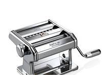 Машинка для раскатки теста + лапшерезка Ручная Marcato Ampia 150, фото 1