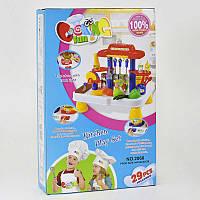 Детская кухня 2060 в коробке . Игровой набор для детей