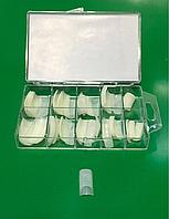 Искусственные ногти, белые (100шт)