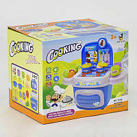 Детская кухня 2066 в коробке . Игровой набор для детей