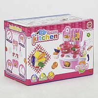 Детская Кухня мечты с посудой, в коробке . Игровой набор для детей