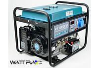 Генератор бензин / газ (5,5 кВт) Könner&Söhnen KS 7000E-G