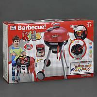 Игровой набор для детей Барбекю на батарейке, в коробке