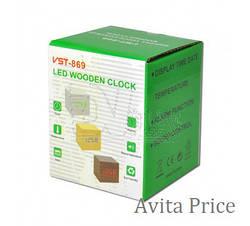 Электронные часы  VST-869-6